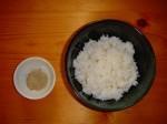 鮭節「華ふぶき」は、ご飯に合いまーす。